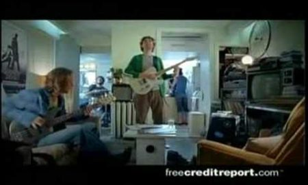 Free Credit Report - Dream Girl Commercial