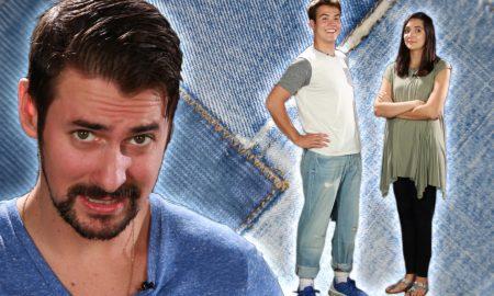 Boyfriends Wear Women's Boyfriend Jeans