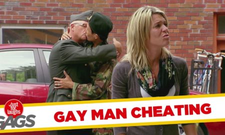 Gay Soldier Caught Cheating on Army Wife