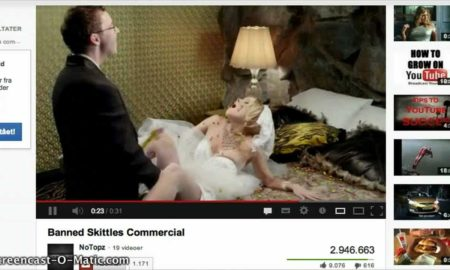 Banned Super Bowl Commercial 2013 - MARRIED COUPLE HAVING SEX!