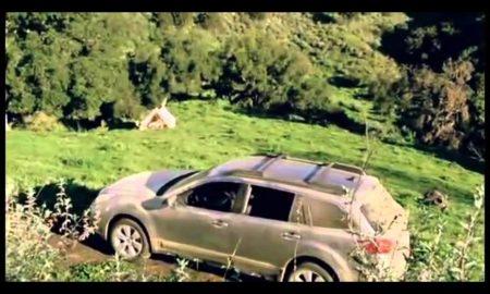 Subaru Outback Honeymoon Commercial